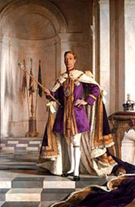 George VI (1895–1952) Official Portrait