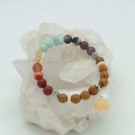 Jasper Chakra Bracelet 3235