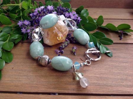 Amazonite Bracelet #3124