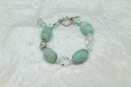 Amazonite Bracelet #3124b