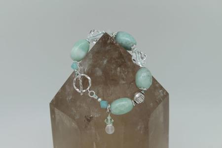 Amazonite Bracelet #3124c