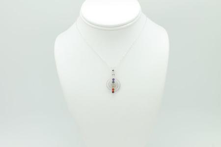Chakra & Reiki Symbol Necklace #3287