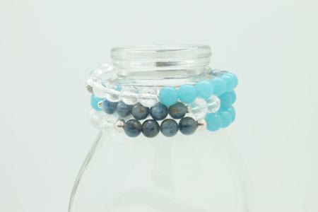 Energy Bracelet #3340 stackable 2