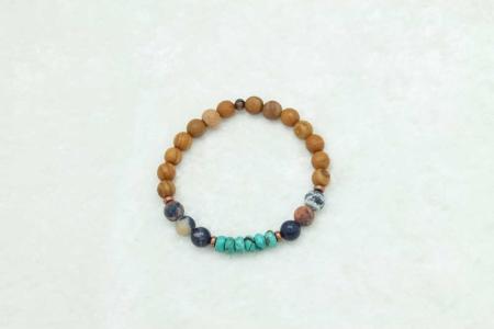 Men's Health Bracelet - #3347