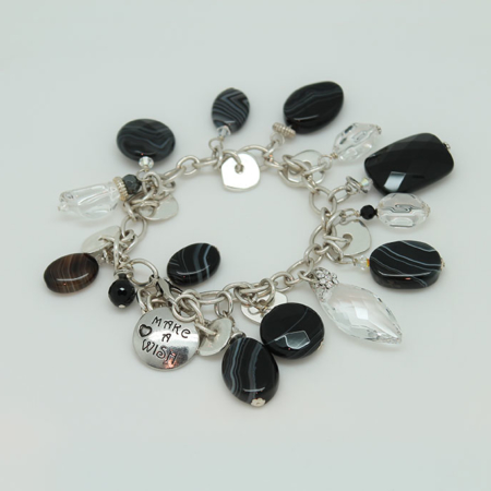 Protection Charm Bracelet #3134