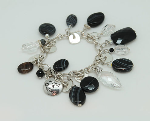 Protection Charm Bracelet #3134 zoom