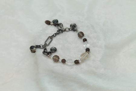 Smokey Quartz Bracelet #3138