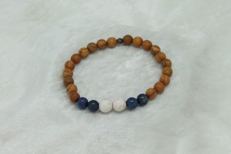 Men's Foundation Bracelet #3144 zoom