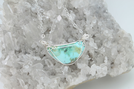3304 -necklace-Turquoise