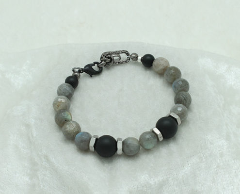 Mens Intuitive Bracelet #3421 zoom