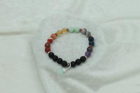 Protection Chakra Bracelet #3423