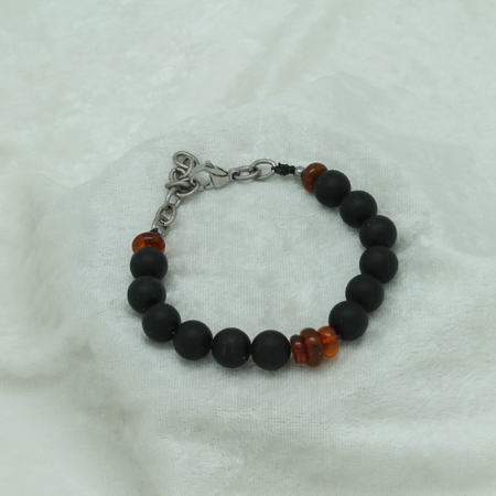 Business Success Mens Bracelet #3424