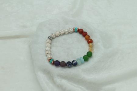 Psychic Activation Chakra Bracelet #3426