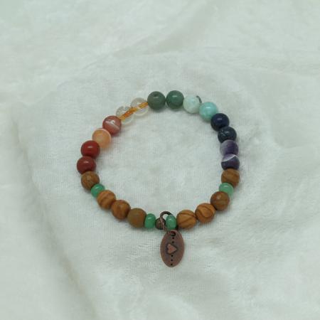 Grounding Chakra Bracelet #3427