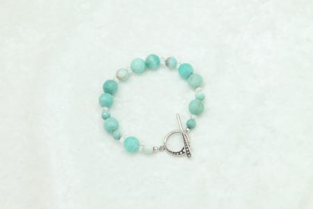 Amazonite Bracelet #3332