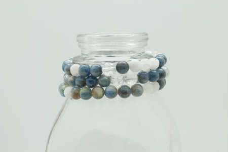 Clear Intentions Bracelet #3337 Stackable zoom 1