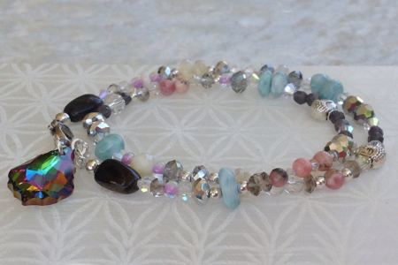 Mystical River Bracelet #3712 Zoom