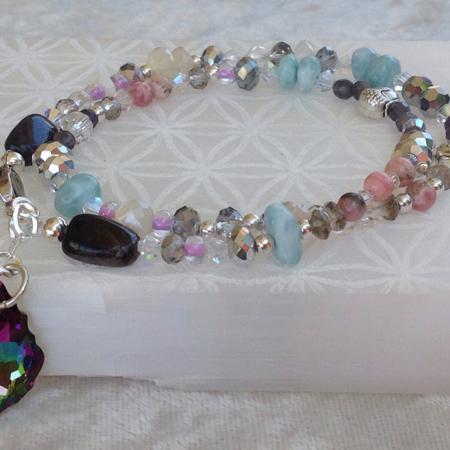 Mystical River Bracelet #3712
