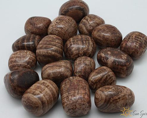 Aragonite-Brown