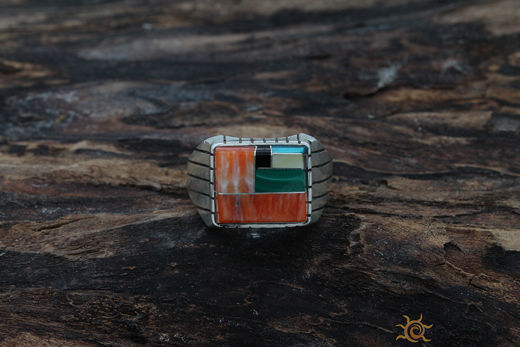 Navajo Ring for Men