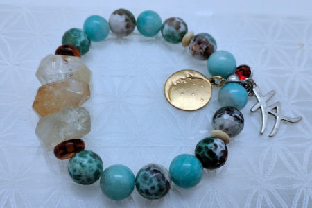 Amazonite Friendship Bracelet #4392
