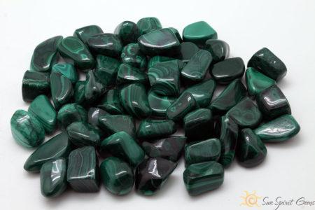 Malachite-Polished