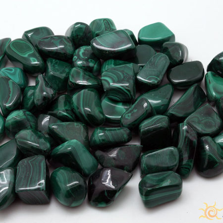 Malachite-Polished