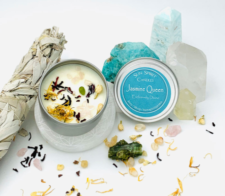 Jasmine Queen Scented Candle