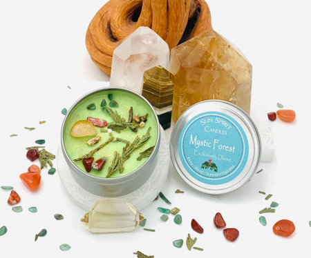 Mystic Forest Scented Candle