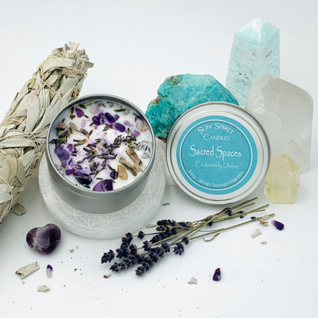 Sacred Spaces Scented Candle