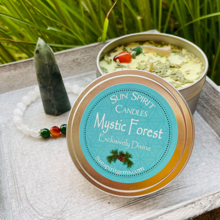 Mystic Forest Candle Gift Set